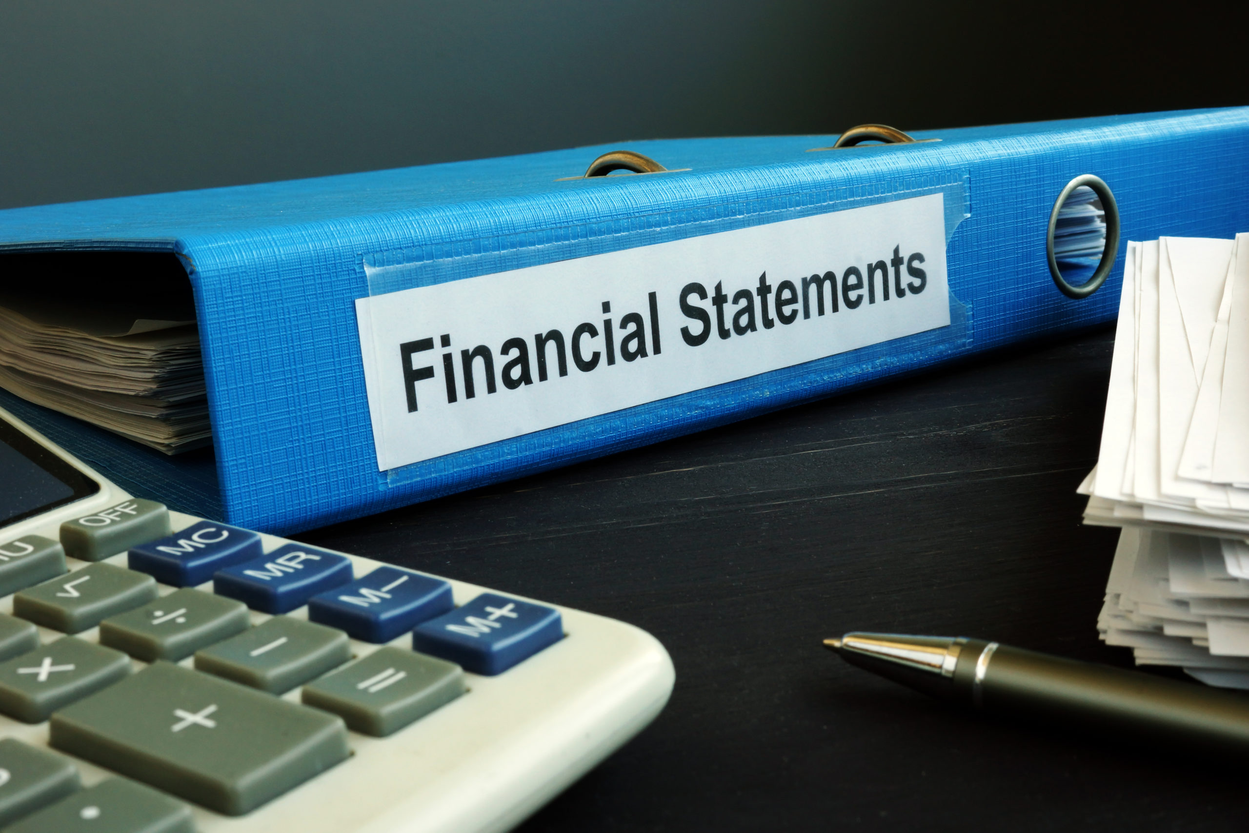 accurate financial statements