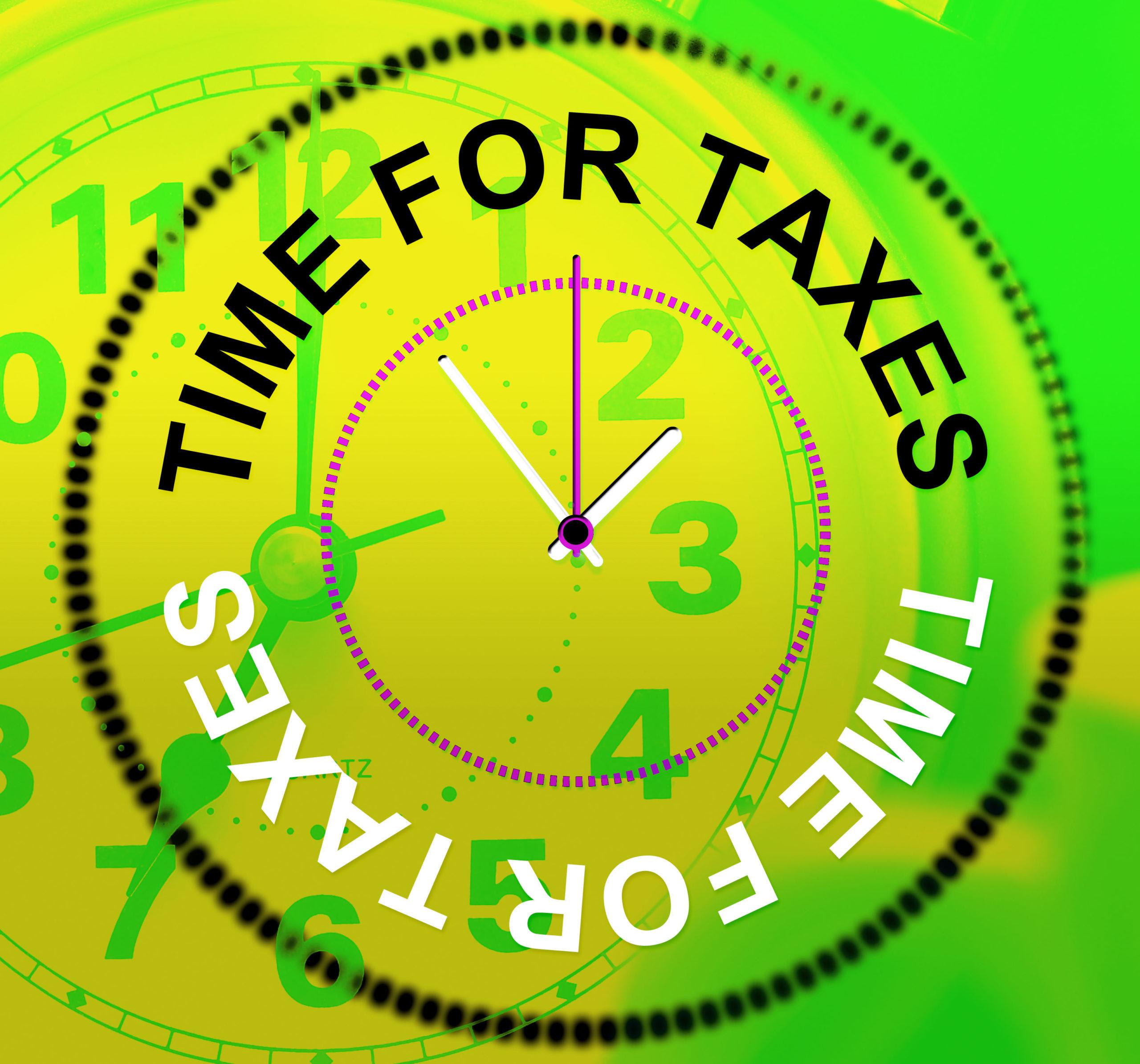 tax extension